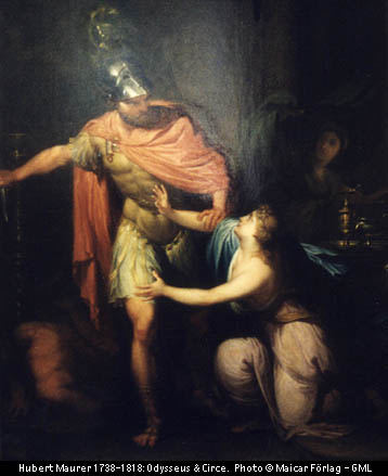 Circe Greek Mythology Link